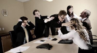 Разрешение конфликтов в трудовом коллективе