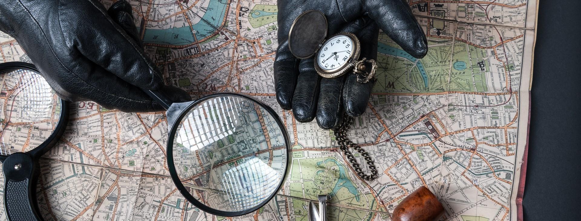 Как определить местонахождение человека